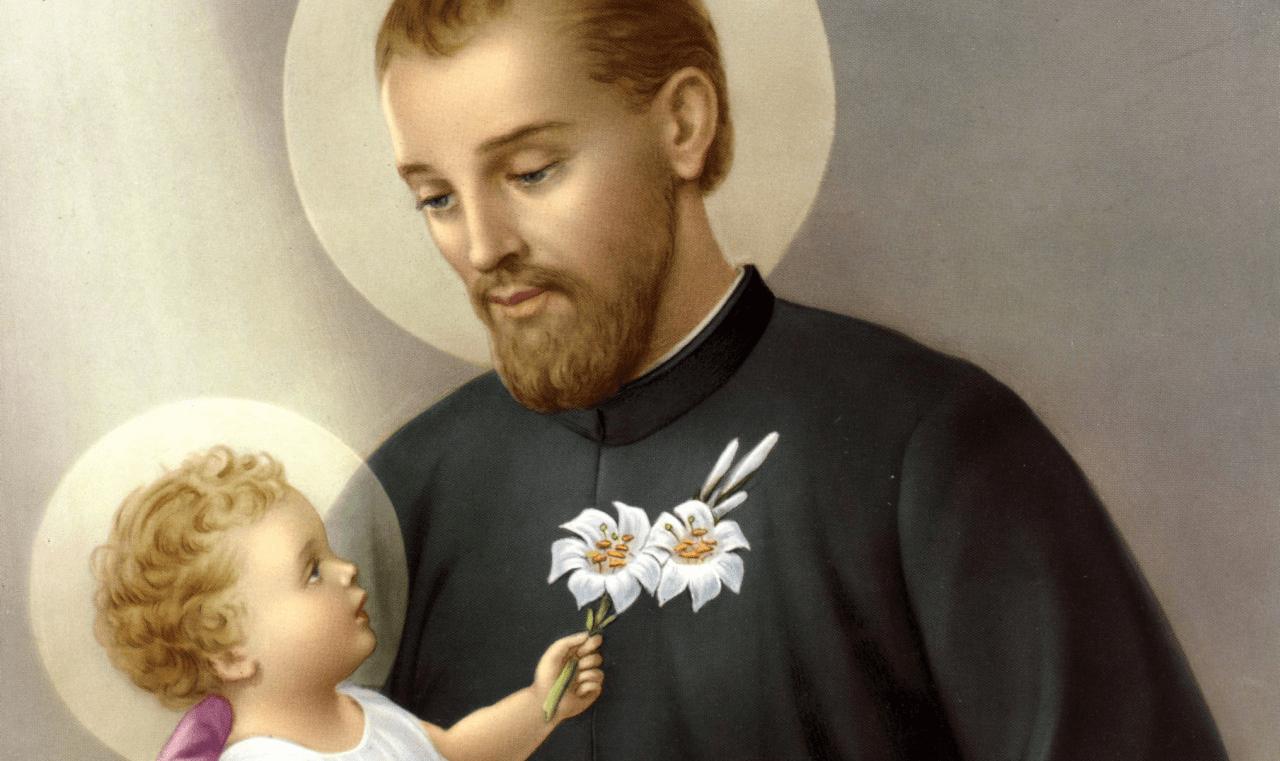 Our Patron Saint | St. Cajetan Catholic Parish Denver